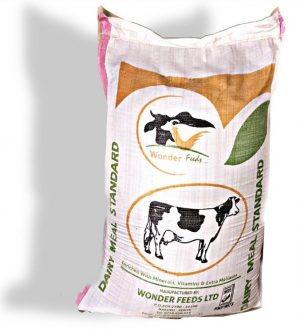Wonder Feeds Dairy Meal Standard